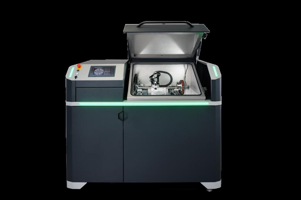 The Laser Melting Innovations Alpha 140.