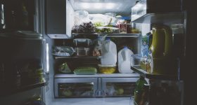 Refrigerator photo by Pexels from Pixabay