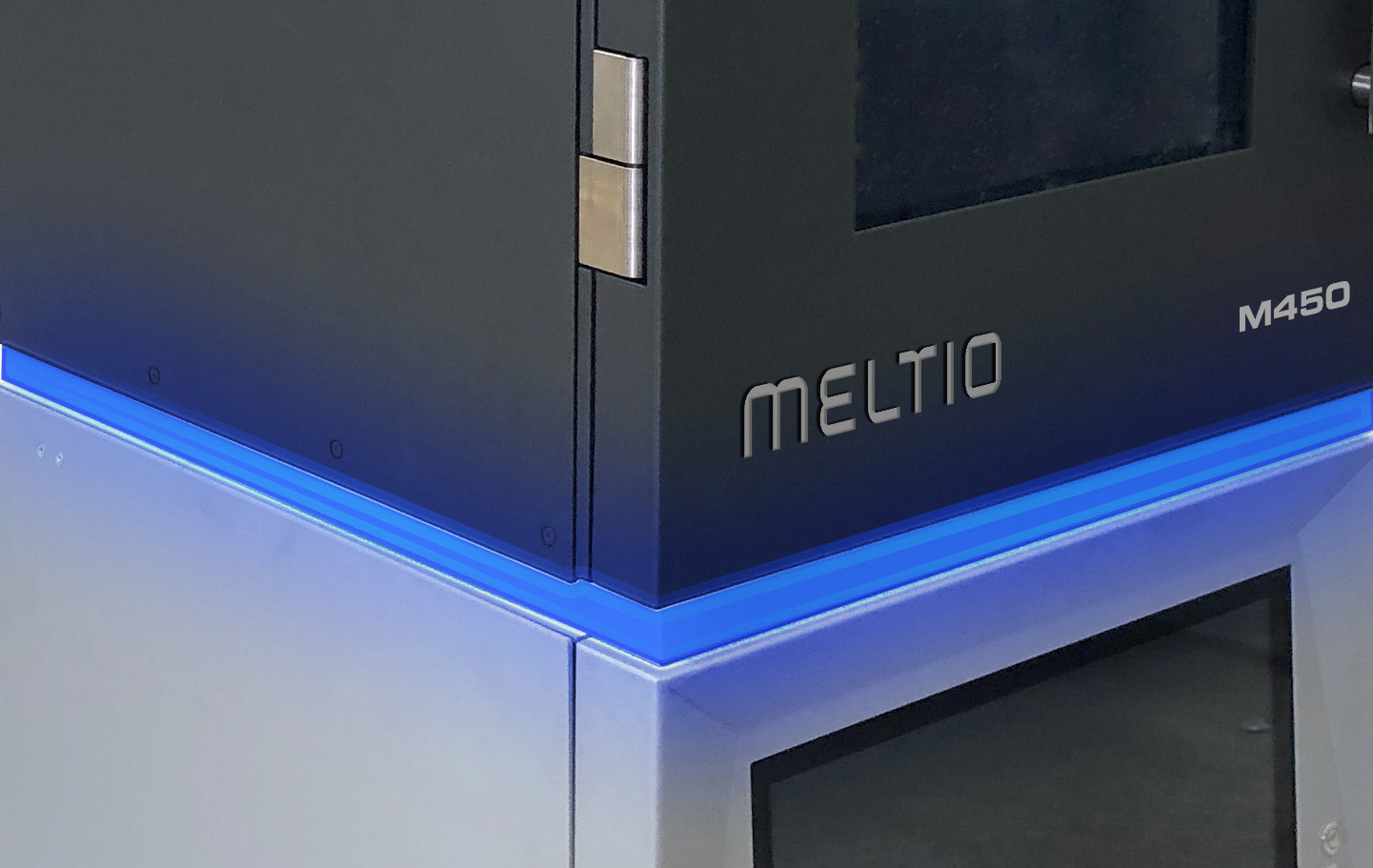 The Meltio M450. Photo via Meltio.