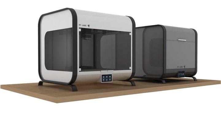 9T Labs Red Series 3D printer. Photo via 9T Labs.