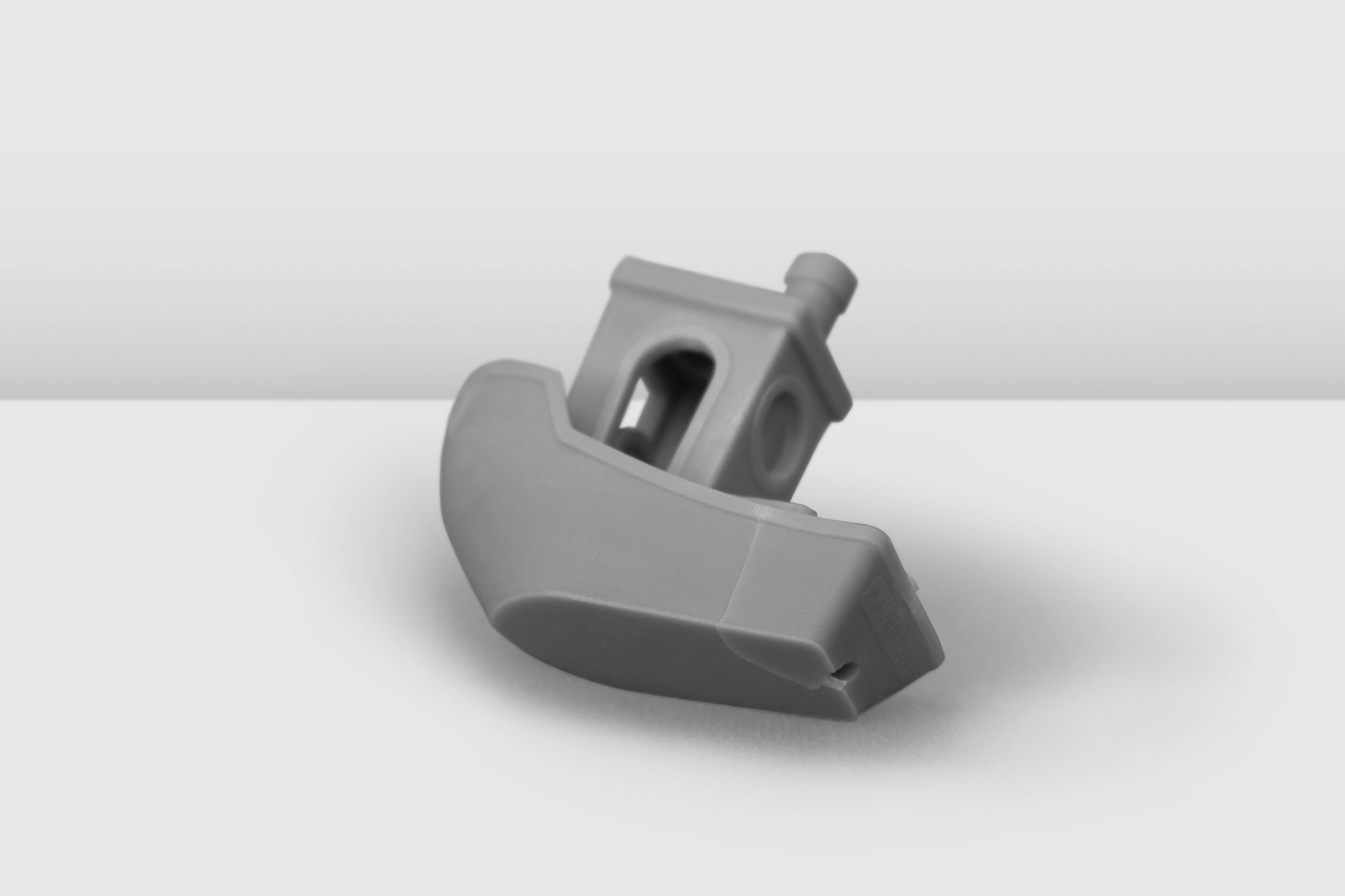 The stern of the benchy.