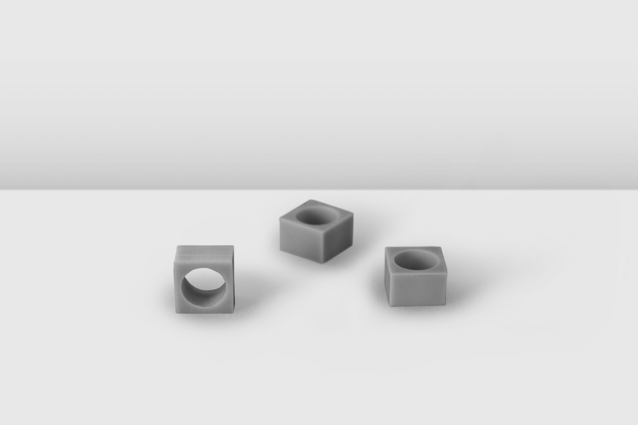 Square test print.