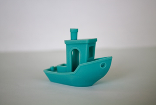 Elegoo rooks and benchy test.