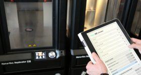 MakerOS software platform for 3D printing and digital fabrication.
