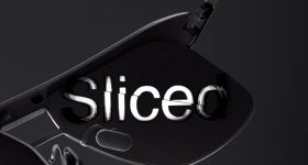 Featured image shows Sliced logo on Mykita & Leica's specially-developed eyewear. Original photo via Mykita.