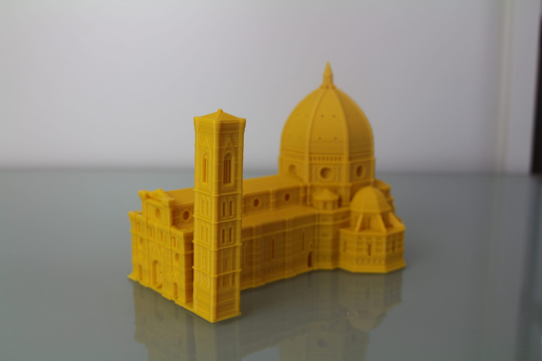 Florence Cathedral printed on the Kodak Portrait. Photo by 3D Printing Industry.