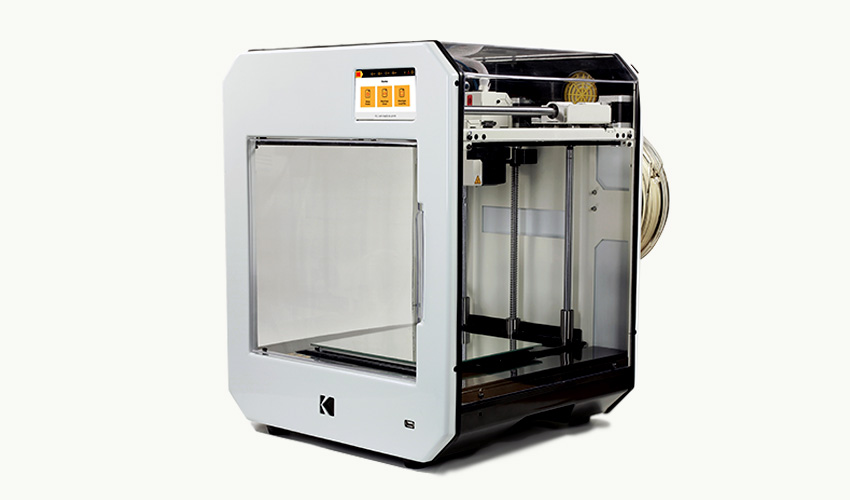 Kodak Portrait 3D printer. Photo via Kodak.