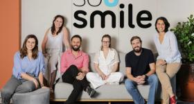 SouSmile's founders. Photo via SouSmile.