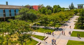 University of California, Riverside campus. Photo via UCR.