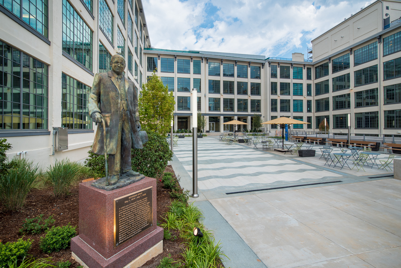 WFIRM Medical Education Building, Innovation Quarter. Photo via WFIRM.