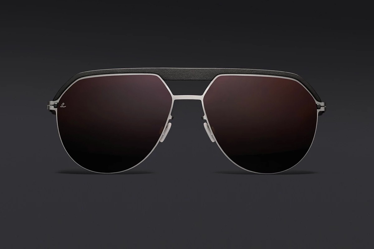 Mykita & Leica's specially-developed eyewear. Photo via Mykita.