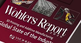 The Wohlers Report 2020. Image via Wohlers Associates.