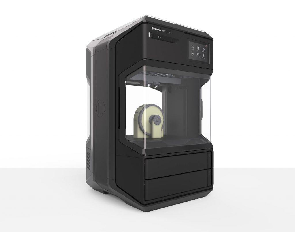 MakerBot METHOD 3D printer. Photo via MakerBot.