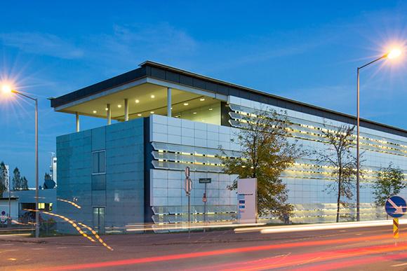 Metalpine's new facility in Graz, Austria. Photo via Metalpine GmbH