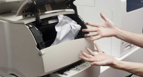 A paper jam in Xerox's bid to takeover HP.