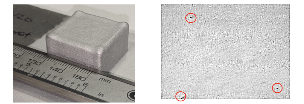 Optomec advances aluminum Directed Power Deposition (DED) additive manufacturing