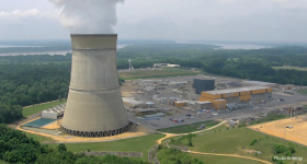 Nuclear power plant in the US. Photo via Office of Nuclear Energy.