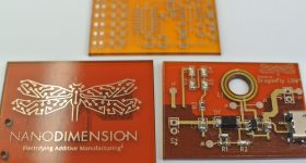 Nano Dimension specializes in 3D printers capable of producing electronics. Photo via Nano Dimension.