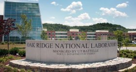 Featured image shows the Oak Ridge National Laboratory, where Ascend's LAPS technology is being developed.
