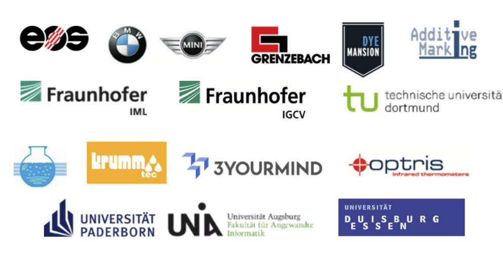 The 15 partners in the POLYLINE project. Image via POLYLINE.