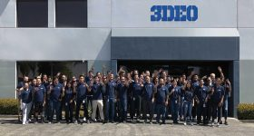 3DEO has now shipped 150,000 parts, a major milestone on its journey towards mass manufacturing. Image via 3DEO.