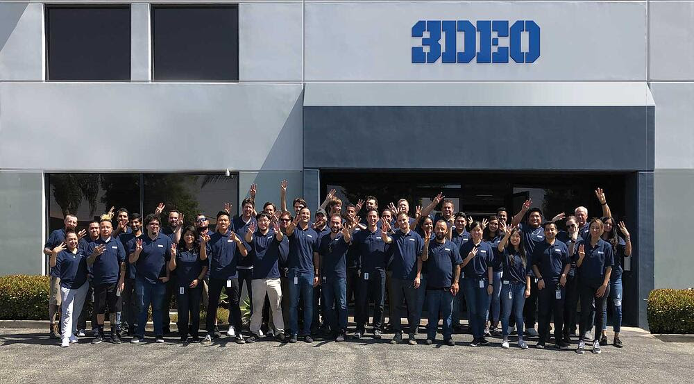 3DEO passes 150,000 half milestone on quest to realize excessive quantity manufacturing
