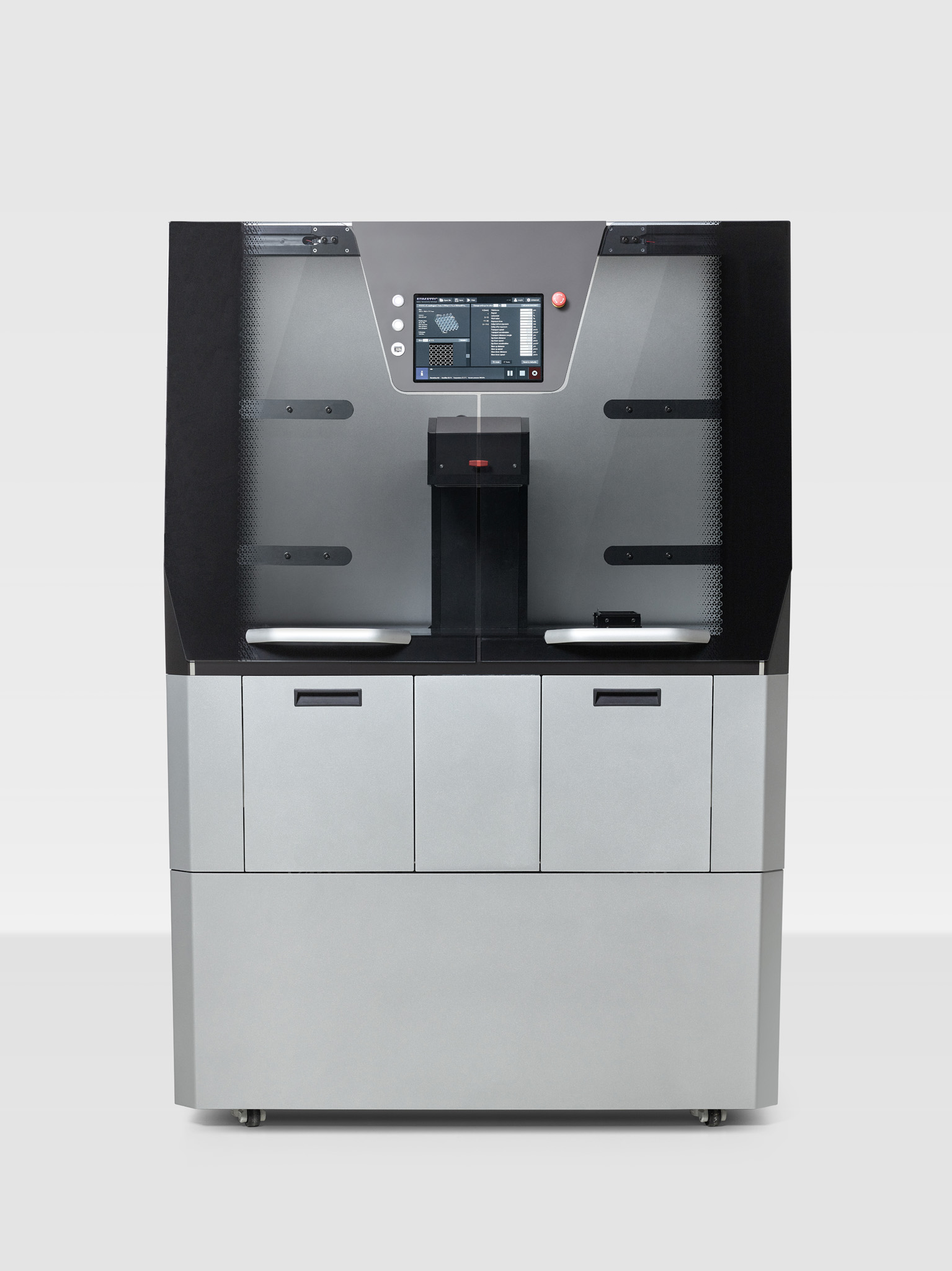 Admaflex 300 ceramic 3D printer. Photo via Admatec.