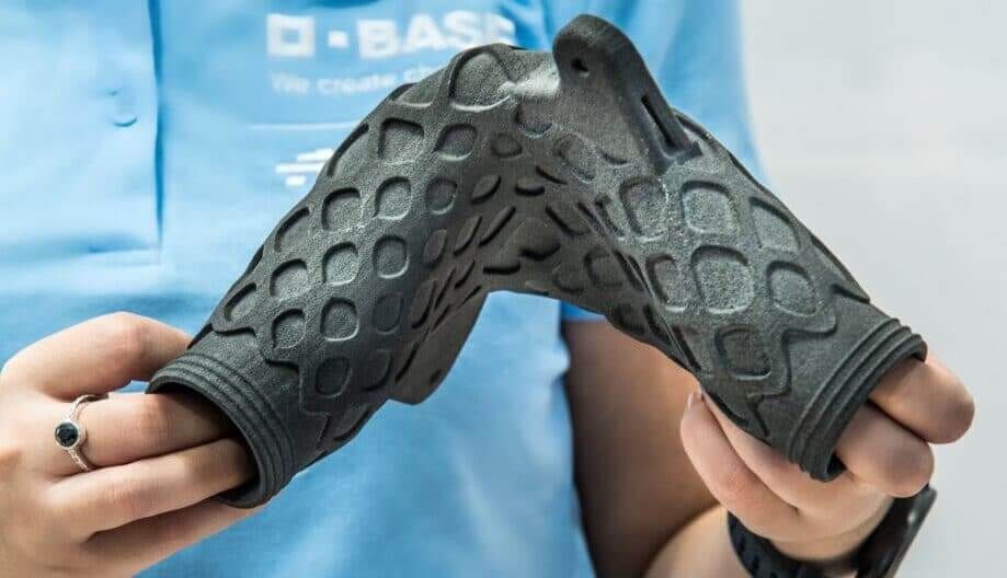 BASF subsidiary Forward AM has worked with Sculpteo to produce three new families of 3D printing material. Photo via Forward AM.