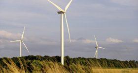 GE wind turbines. Photo via GE.
