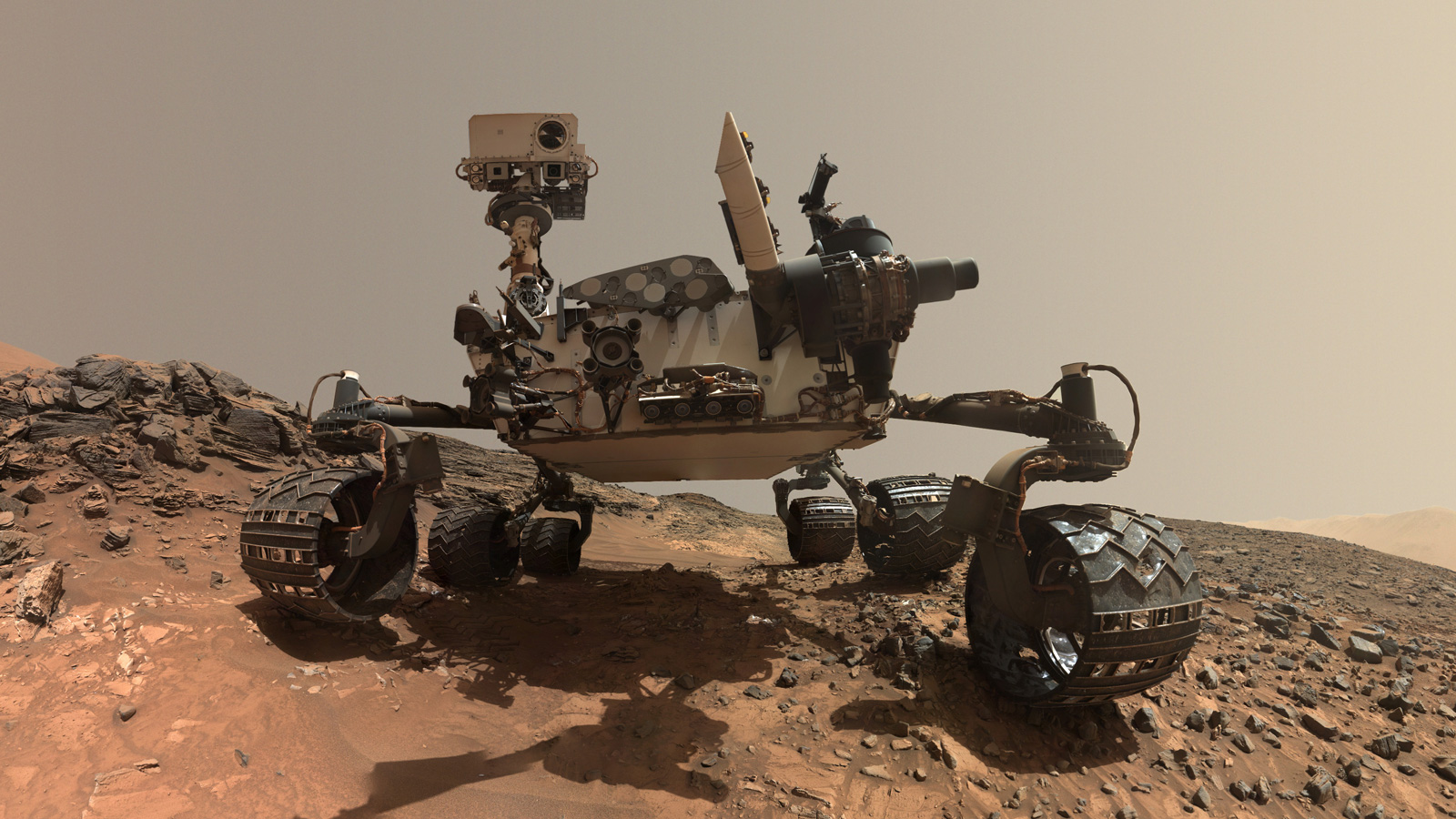 NASA veteran Kevin Watson, who will now lead Launcher's avionics team, has previously worked on the Mars rover (pictured). Image via NASA.