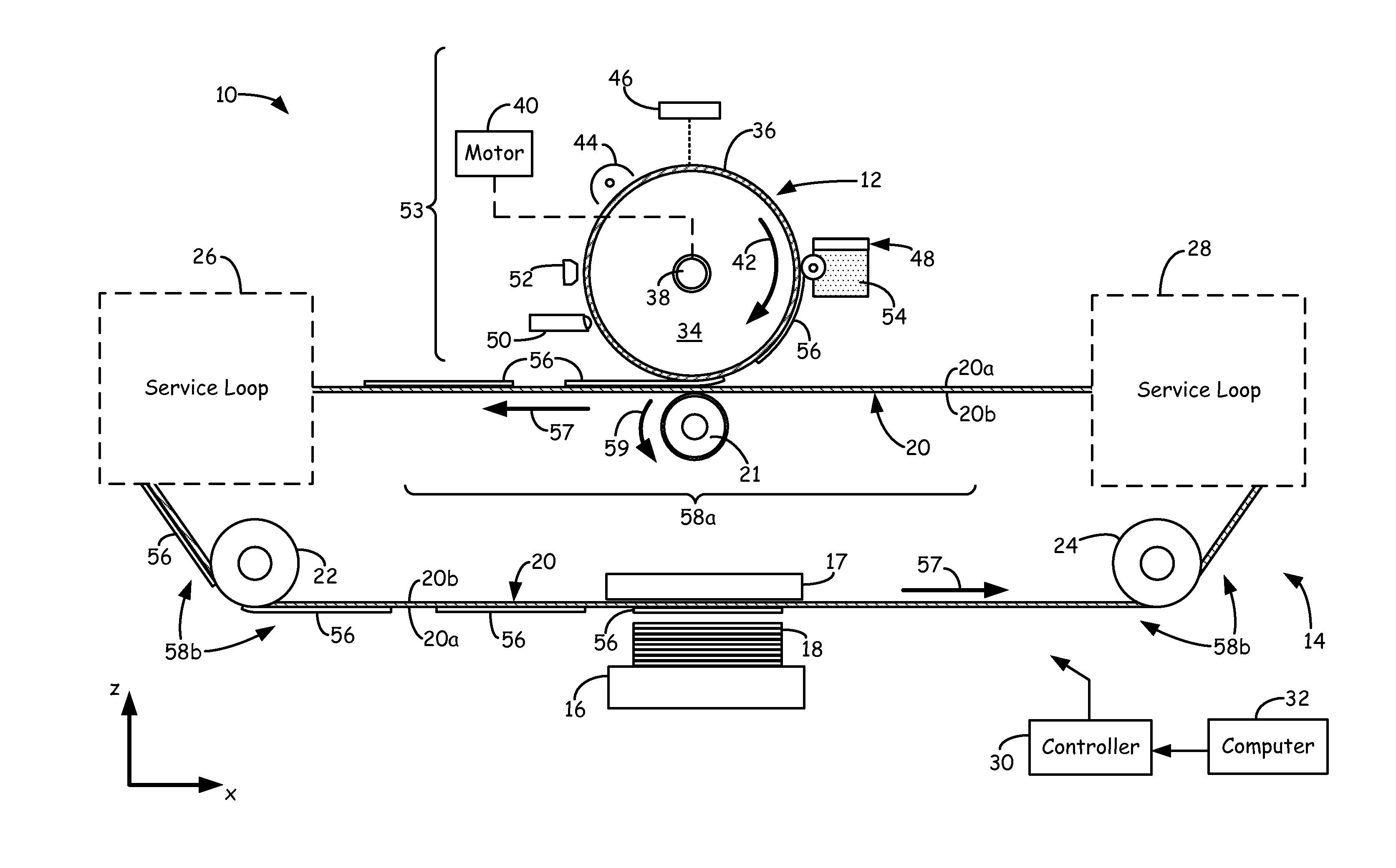 Schematic of Evolve's STEP technology. Image via US Patent Office.