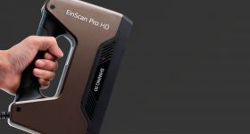 The EinScan Pro HD 3D scanner. Photo via Shining 3D.