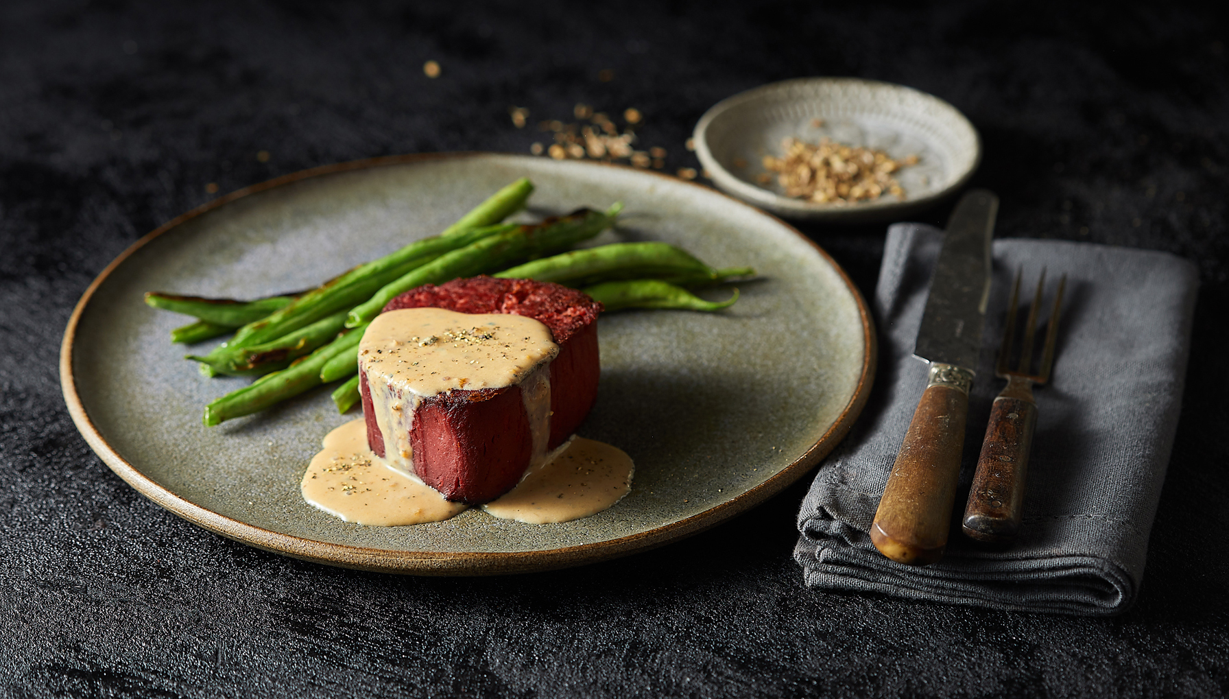 3D Printed Vegan Steak Coming to Market in 2021