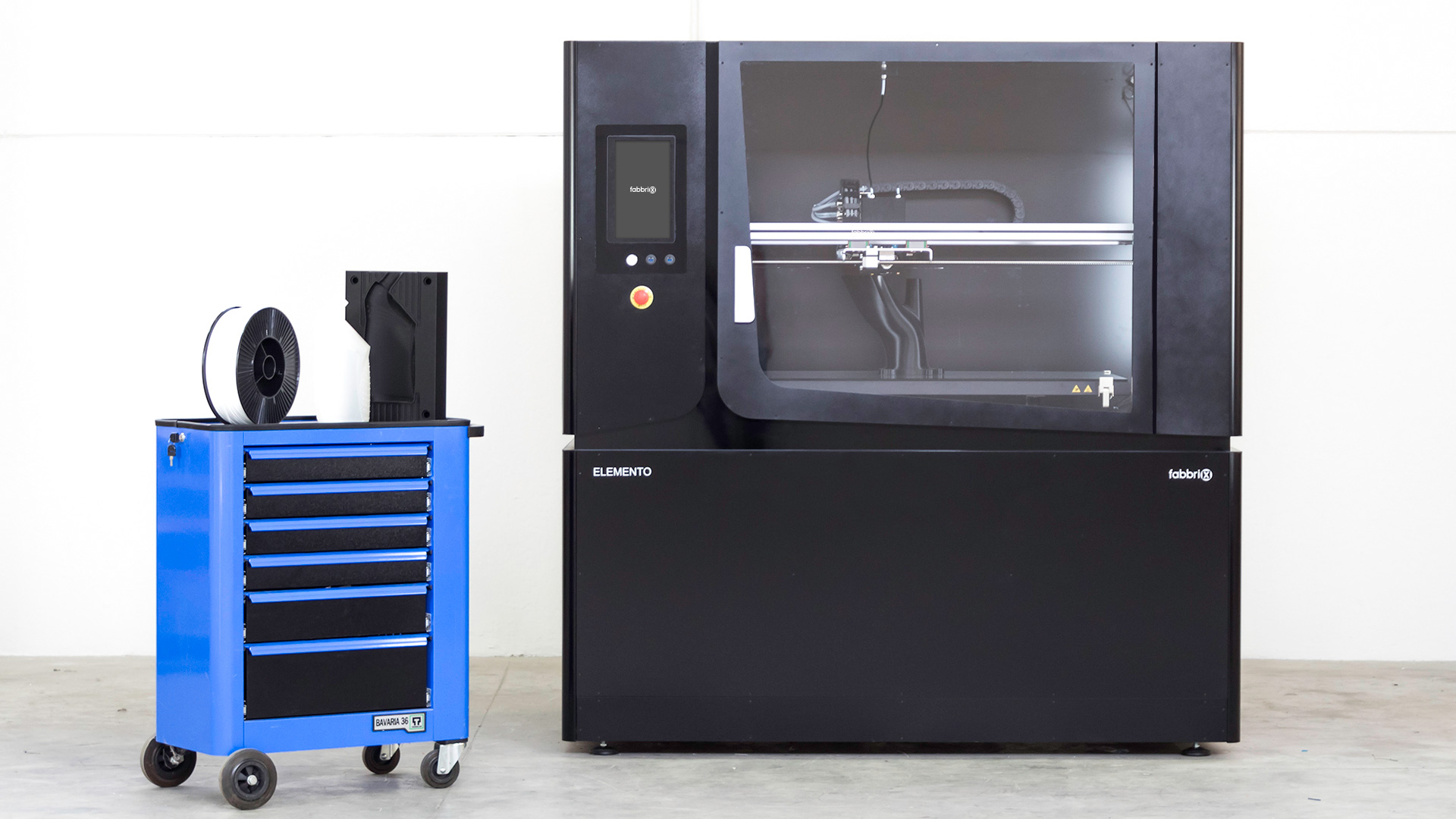 Fabbrix debuts the ELEMENTO V2 3D printer - technical specs and pricing