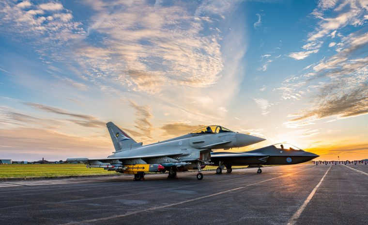 BAE has used Stratasys FDM 3D printing in a range of ground equipment applications for the Typhoon fighter aircraft. Photo via BAE Systems.