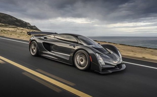 Czinger set to launch its first 3D printed hypercar, zero - 62mph in 1.9s