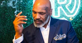 Featured image shows Mike Tyson, whose business is developing a 3D printed cannabis cup alongside Smart Cups. Photo via Tyson Ranch.