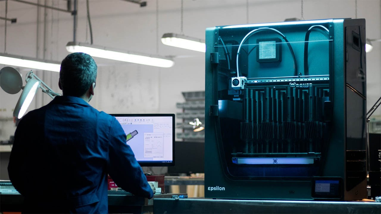 Barcelona-based 3D printing company BCN3D will use the additional cash raised to advance its Sigma range of 3D printers. Photo via BCN3D.