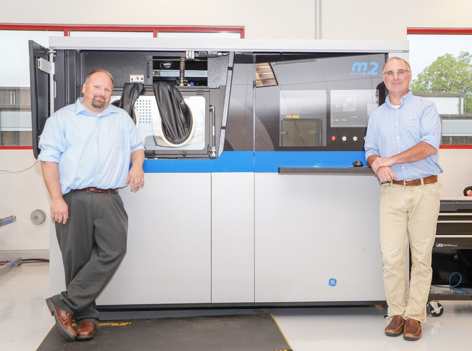 Morris and Rengers (pictured), have started a new company following the acquisition of Morris Technologies. Photo via the EIN press wire.