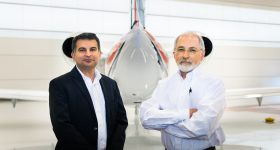 Auburn Engineering faculty: Nima Shamsaei (left) and Steve Taylor (right). Photo via Auburn University.