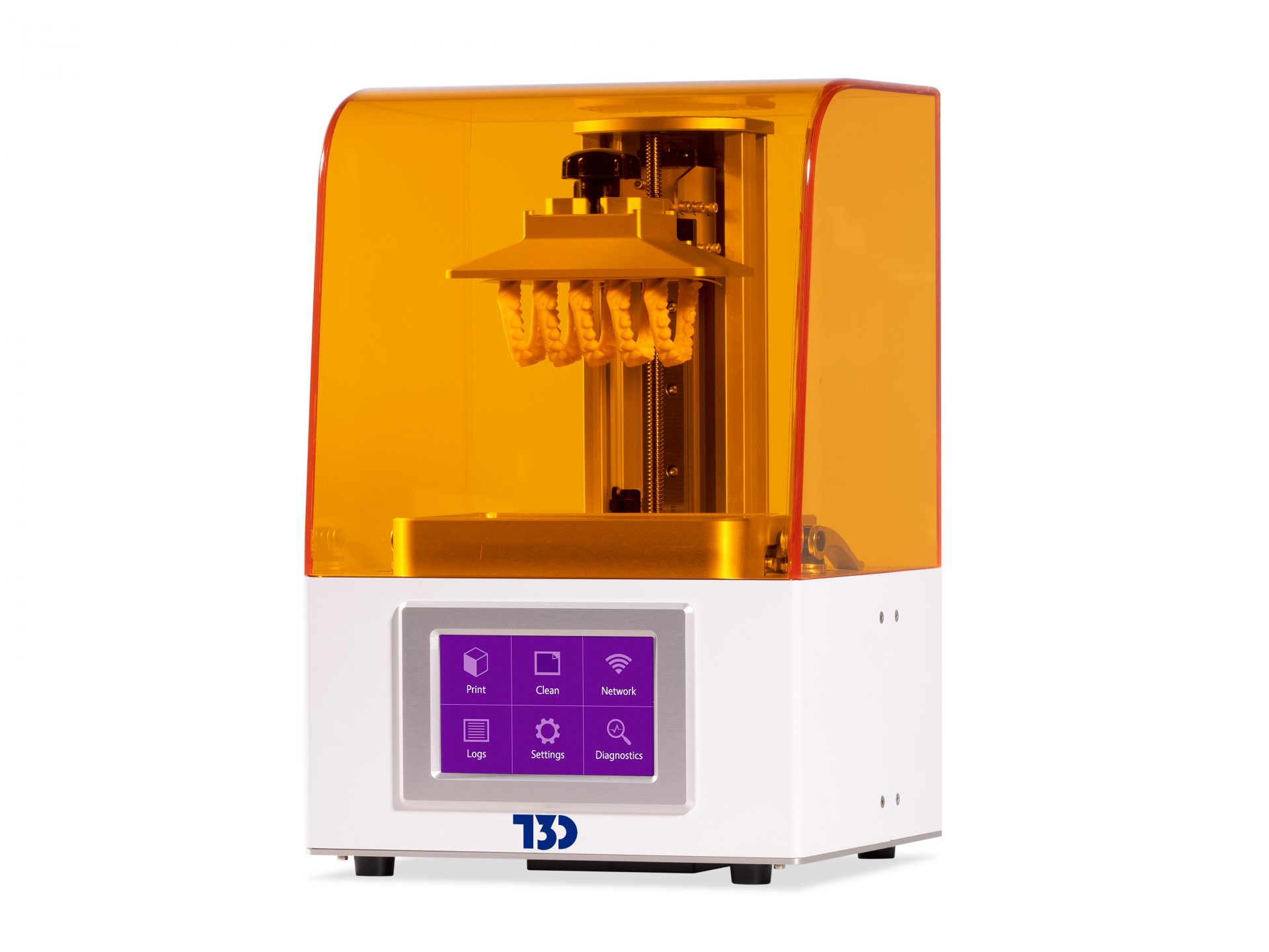 T3D debuts its new Excessive-Velocity LCD 3D printer, 10cm/hour printspeeds 11