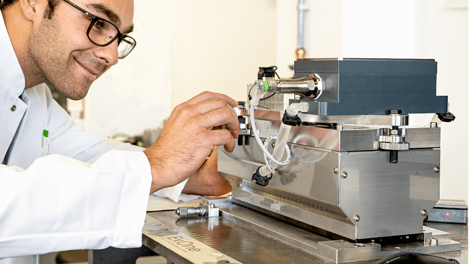 ExOne has entered into a number of research and development projects during Q2 2020 to develop its binder jetting technology. Photo via ExOne.