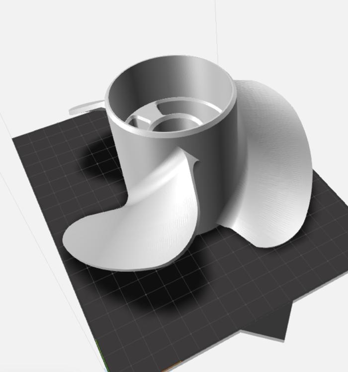 MakerBot Cloud Print feature. Image via MakerBot
