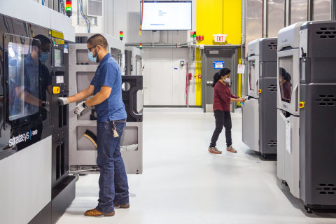 GM invests in further 17 Stratasys 3D printers, accelerates transfer from prototyping to tooling 8