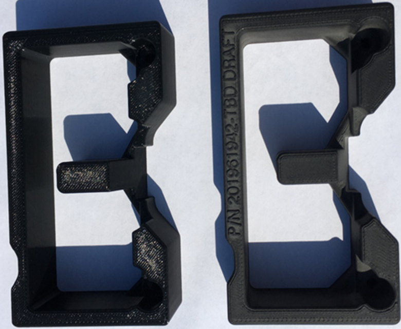 The protective cover for the B-2's AMAD decouple switch. Photo via U.S. Air Force.