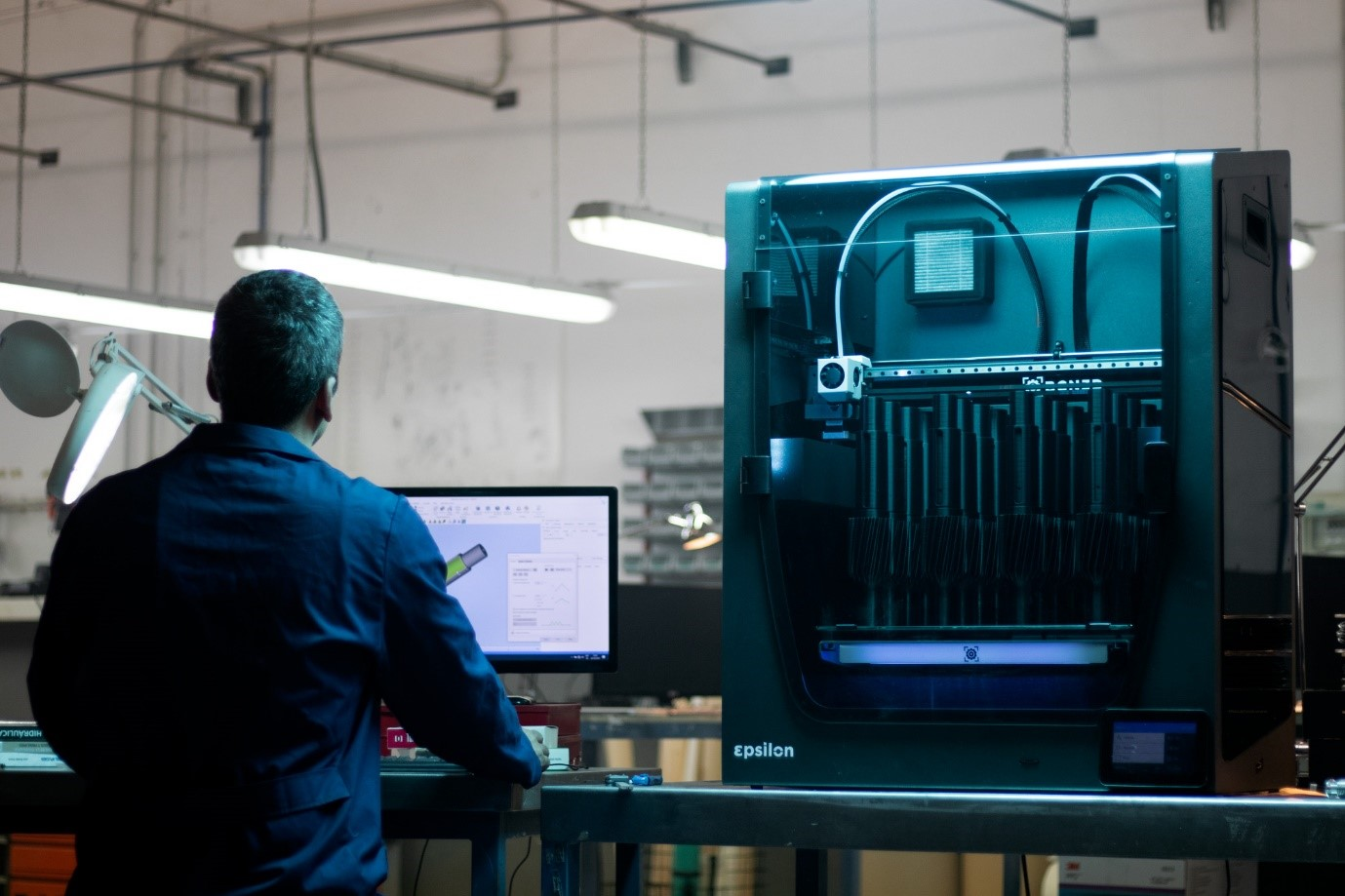 3D Printing Trade Information Sliced: Stratasys, GE Additive, ExOne, BCN3D, Makerbot, HP and extra 3