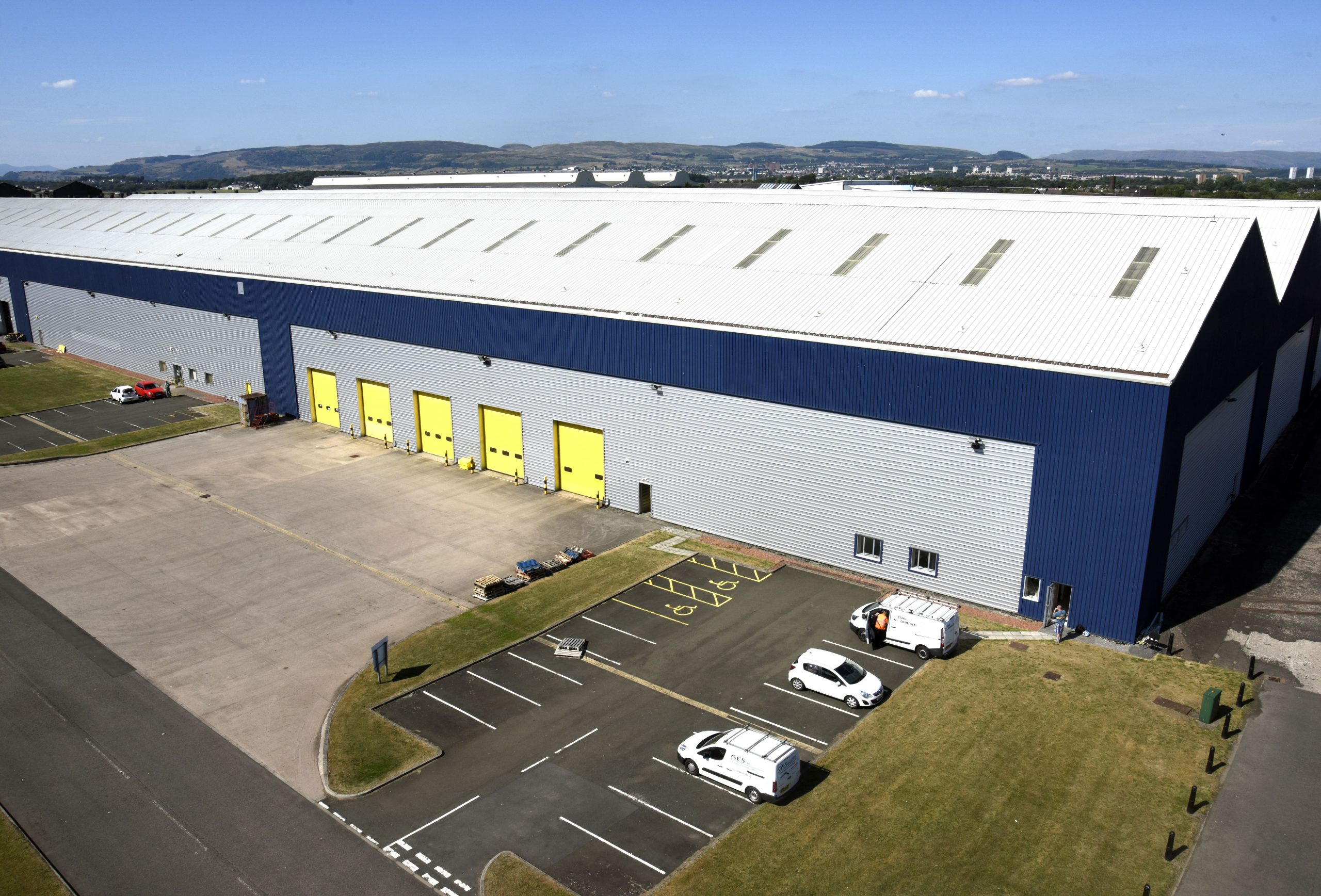 Boeing will use the 60,000 square foot space to advance the use of additive manufacturing in Scotland, among other manufacturing technologies. Photo via NMIS.
