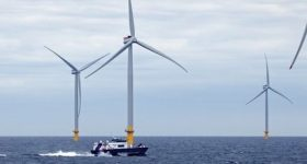 Featured image shows an Ørsted offshore wind farm. Image via Ricoh.