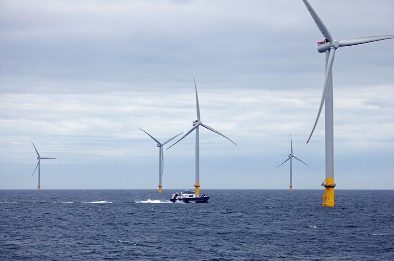 Ricoh has signed a contract with Ørsted that will enable its Telford 3D printing base to be entirely powered by offshore energy. Image via Ricoh.