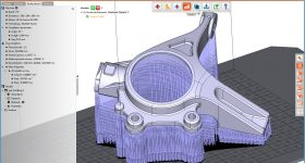 4D_Additive print preparation software. Image via CoreTechnologie.